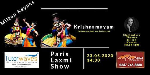 Paris Laxmi Show-Milton Keynes