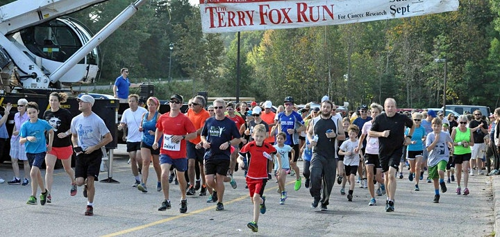 Terry Fox Run UK for The Institute of Cancer Research 2021 image
