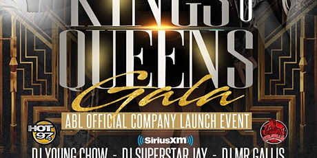 KINGS AND QUEENS GALA tickets