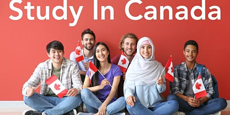 Study in Canada - Info & Application Session tickets