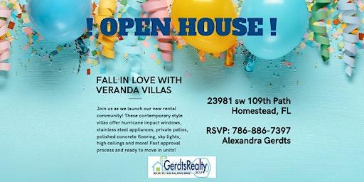 Rental Community Veranda Villas Open House