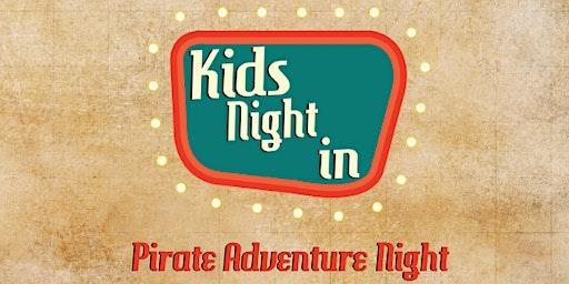 Pirate Adventure Night