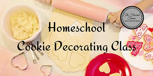 Homeschool Sugar Cookie Decorating Class