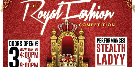 The Royal  Competition Fashion Show tickets