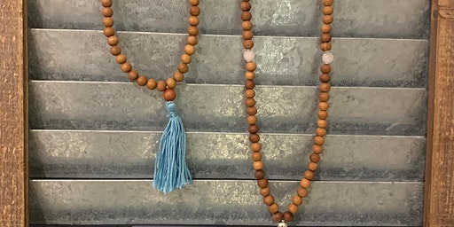 Create Your Own Mala Workshop