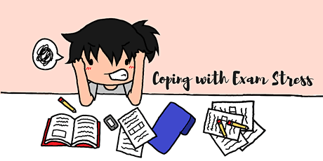 Coping with exam stress tickets