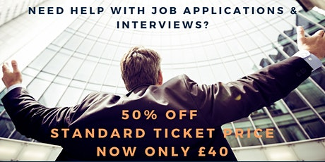 Application and Interview Workshop (Nottingham - Friday 27th March) tickets