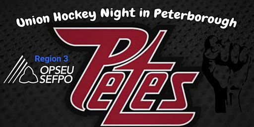 Peterborough Petes vs Oshawa Generals