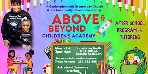 Above and Beyond Children's Academy Test Prep Sessions