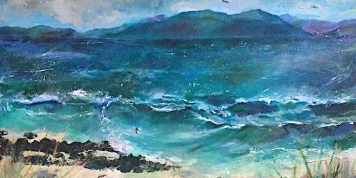 Lentfest Touring Art Exhibition: 'The Sea'