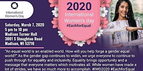 7th Annual International Women's Day Community Celebration tickets