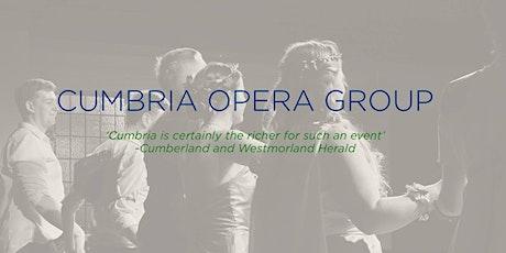 Cumbria Opera Festival 2020: Launch Night tickets