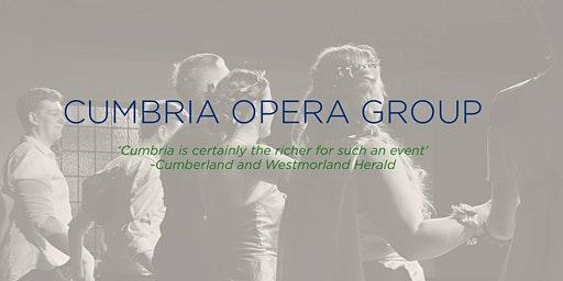 Cumbria Opera Festival 2020: Launch Night