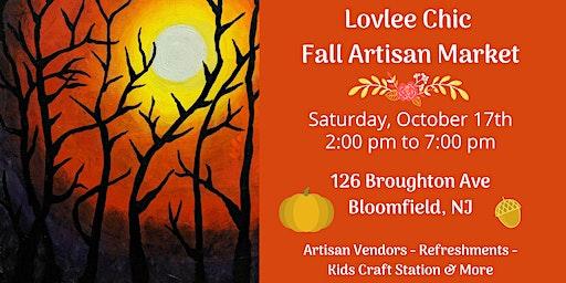 Lovlee Chic Fall Artisan Market