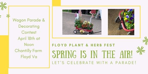 Spring Garden Wagon Parade