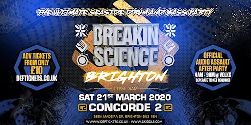 Breakin Science Brighton