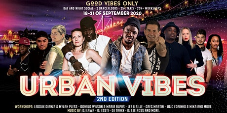 URBAN VIBES 2nd Edition biljetter