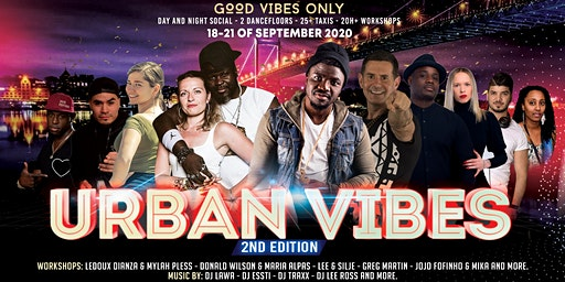 URBAN VIBES 2nd Edition