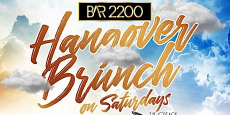 SATURDAY BRUNCH @ BAR 2200 IN RIVER OAKS | BRUNCH DAY PARTY 3p-8p | NIGHT PARTY 8pm-2am  | HAPPY HOUR 5p-9p |FREE ENTRY ALL DAY |  FOR BOTTLE SERVICE OR MORE INFO TEXT 832.338.3829 OR @Bar2200htx ON INSTAGRAM  tickets