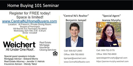 Home Buying 101 Seminar tickets