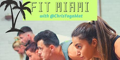 FitMiami at Miami Movement Company tickets