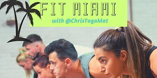 FitMiami at Miami Movement Company