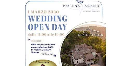 Wedding Open Day - 1 mazo