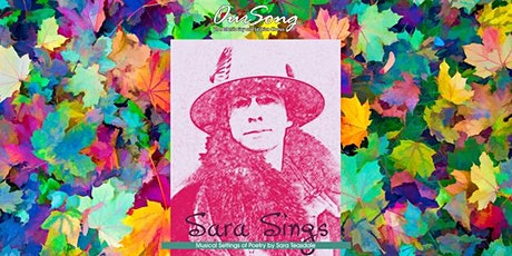 OurSong Presents Sara Sings - March 21 - 8 PM tickets