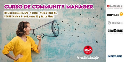 Curso de Community Manager (CM)
