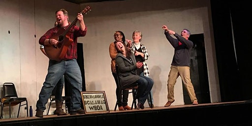 Calamity Improv: On Tour