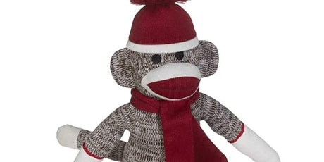 Sock Monkey Family Craft Nite tickets