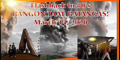 FLASHBACK TO 80'S ! BANGON TAAL BATANGAS! Boholroots Gives Back! tickets