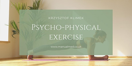 Psycho-Physical Exercise with Kris tickets