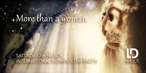 More Than a woman Party