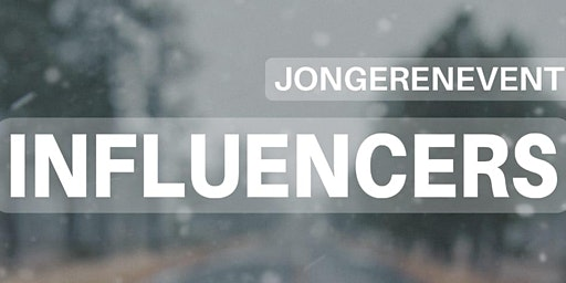 Jongerenevent  Influencers