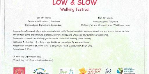 Low & Slow Walking Festival