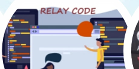 CODING RELAY (STAR EVENT TECH INVENT 2020 CHANDIGARH UNIVERSITY) tickets