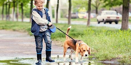 Woef Walk: hondenwandeling by #JustRussel⚡ tickets