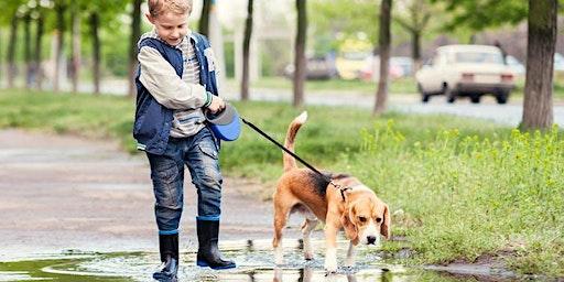 Woef Walk: hondenwandeling by #JustRussel⚡