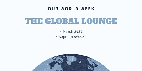 The GLobal Lounge tickets