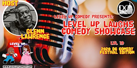 DC Comedy Festival: LEVEL UP LAUGHS: LVL 19 tickets