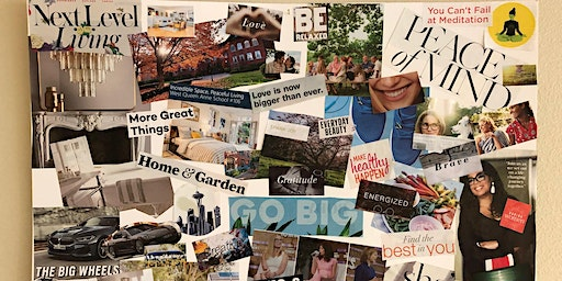 Make it Sobeautiful Vision Board Party