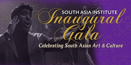 SAI's Inaugural Gala: Celebrating South Asian Art & Culture tickets
