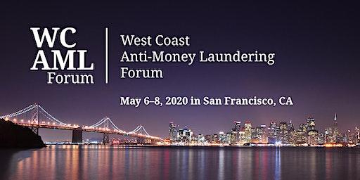 West Coast Anti-Money Laundering Forum