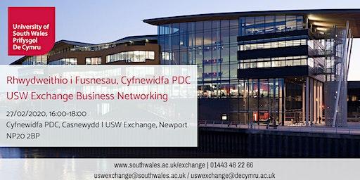 Busnes Rhwydweithio (Casnewydd) | Business Networking (Newport) 27/02/2020