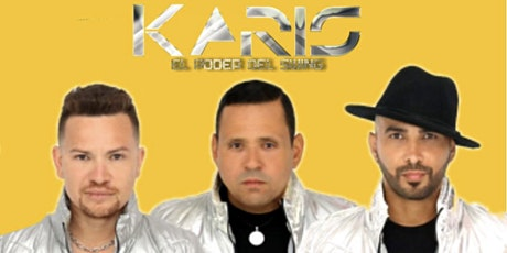 Grupo Karis on February 29, 2020 tickets
