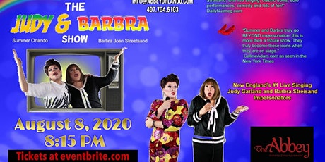 The Judy and Barbra Show tickets