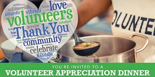 FUMC Volunteer Appreciation Dinner (Mar 3)