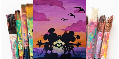 Mickey&Minnie Painting Party tickets