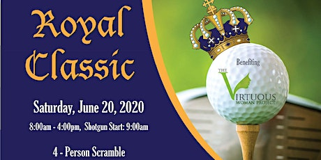 The Royal Classic Golf Tournament tickets